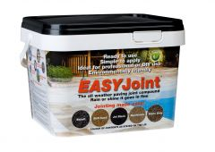 EASYJOINT PAVING JOINTING COMPOUND JET BLACK 12.5KG
