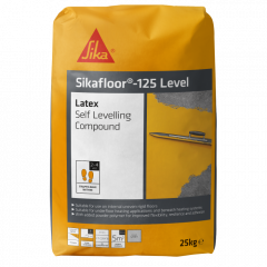 SIKA LEVEL 125 LATEX SELF LEVELLING COMPOUND INTERIOR 25kg