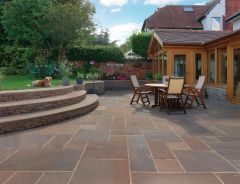 PAVESTONE RAJ BLEND 22MM CALIBRATED SANDSTONE 20.70M2 CONTRACTOR PACK