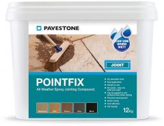 PAVESTONE POINTFIX JOINTING COMPOUND MUSHROOM 12KG