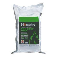 Homefire Kiln Dried  Premium Hardwood Logs Handy Sack (0.08m3)