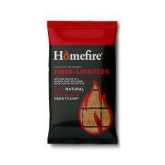 Homefire Fibre Lighters (28 cubes)
